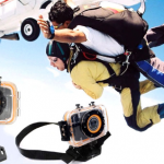 FHD 1080P Touch Screen Sports Action Camera