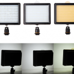 LED Video Light Lamp Panel for Canon Nikon Pentax DSLR