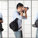 DSLR Camera Bag Caden K1 Waterproof  for Canon Nikon Sony