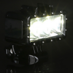 Fill Light Mini LED Video Light Waterproof Dimmable Light