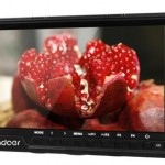 "Video Monitor Andoer® 7"" Ultra-thin on-Camera FREE Delivery"