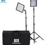LED Beads NanGuang® Photography Video Camera Light Kit
