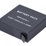 Lithium Battery 1400mAh $4 for Camera Global Delivery