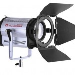 Photo studio LED 160W 8000k with Barn Door Global Delivery
