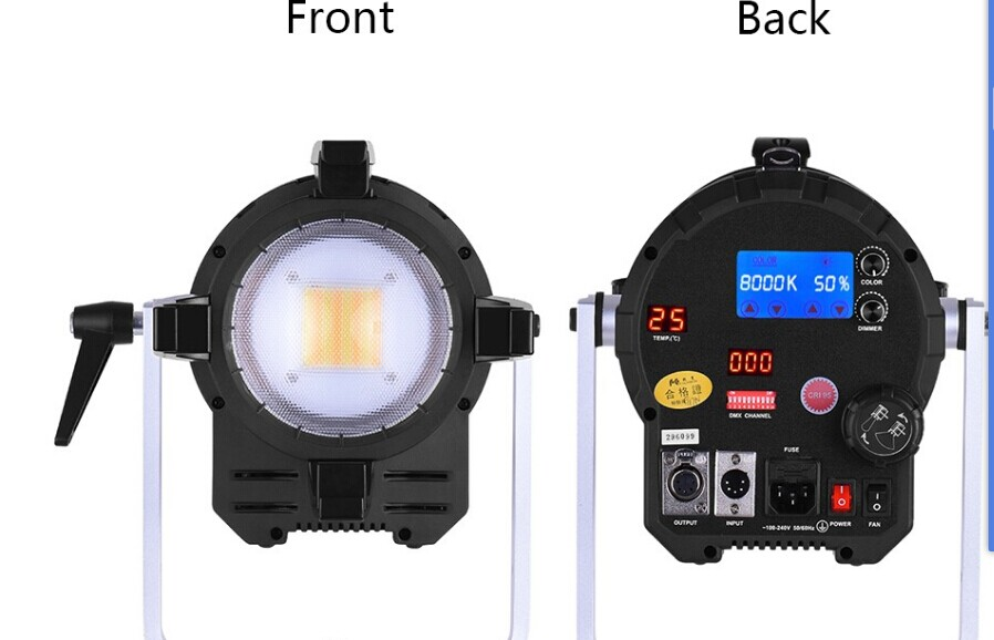 photo studio LED